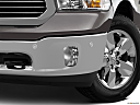 2018 RAM 1500 Big Horn, driver's side fog lamp.