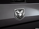2018 RAM 1500 Big Horn, rear manufacture badge/emblem