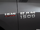 2018 RAM 1500 Big Horn, rear model badge/emblem