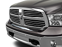 2018 RAM 1500 Big Horn, close up of grill.