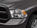2018 RAM 1500 Express, drivers side headlight.