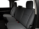 2018 RAM 1500 Express, rear seats from drivers side.