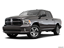 2018 RAM 1500 Express, front angle medium view.