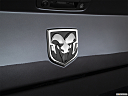 2018 RAM 1500 Express, rear manufacture badge/emblem