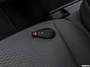 2018 RAM 1500 Express, key fob on driver's seat.