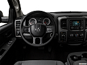 2018 RAM 1500 Express, steering wheel/center console.