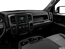 2018 RAM 1500 Express, center console/passenger side.