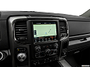 2018 RAM 1500 Sport, driver position view of navigation system.
