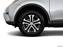 2018 Toyota RAV4 LE, front drivers side wheel at profile.