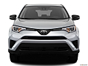 2018 Toyota RAV4 LE, low/wide front.
