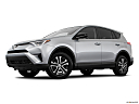 2018 Toyota RAV4 LE, low/wide front 5/8.