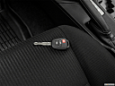 2018 Toyota RAV4 LE, key fob on driver's seat.