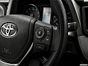 2018 Toyota RAV4 LE, steering wheel controls (right side)