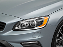 2018 Volvo S60 T5 Dynamic, drivers side headlight.