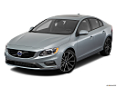 2018 Volvo S60 T5 Dynamic, front angle view.