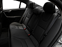 2018 Volvo S60 T5 Dynamic, rear seats from drivers side.
