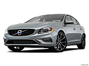 2018 Volvo S60 T5 Dynamic, front angle view, low wide perspective.