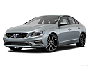 2018 Volvo S60 T5 Dynamic, front angle medium view.