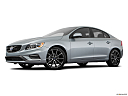 2018 Volvo S60 T5 Dynamic, low/wide front 5/8.