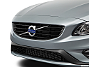 2018 Volvo S60 T5 Dynamic, close up of grill.