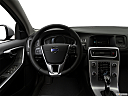 2018 Volvo S60 T5 Dynamic, steering wheel/center console.