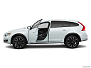 2018 Volvo V60 Cross Country T5 AWD, driver's side profile with drivers side door open.