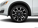 2018 Volvo V60 Cross Country T5 AWD, front drivers side wheel at profile.