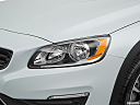 2018 Volvo V60 Cross Country T5 AWD, drivers side headlight.