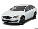 2018 Volvo V60 Cross Country T5 AWD, front angle view.