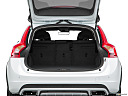 2018 Volvo V60 Cross Country T5 AWD, trunk open.