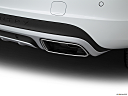 2018 Volvo V60 Cross Country T5 AWD, chrome tip exhaust pipe.