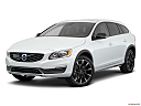 2018 Volvo V60 Cross Country T5 AWD, front angle medium view.