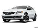 2018 Volvo V60 Cross Country T5 AWD, front angle view, low wide perspective.