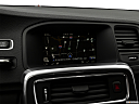 2018 Volvo V60 Cross Country T5 AWD, driver position view of navigation system.