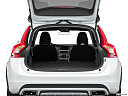 2018 Volvo V60 Cross Country T5 AWD, hatchback & suv rear angle.