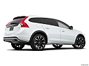2018 Volvo V60 Cross Country T5 AWD, low/wide rear 5/8.