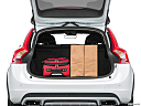 2018 Volvo V60 Cross Country T5 AWD, trunk props.