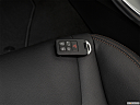 2018 Volvo V60 Cross Country T5 AWD, key fob on driver's seat.