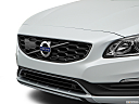 2018 Volvo V60 Cross Country T5 AWD, close up of grill.