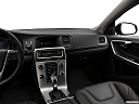 2018 Volvo V60 Cross Country T5 AWD, center console/passenger side.