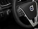 2018 Volvo V60 Cross Country T5 AWD, steering wheel controls (left side)