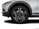 2018 Volvo V90 Cross Country T5, front drivers side wheel at profile.