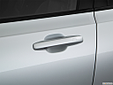 2018 Volvo V90 Cross Country T5, drivers side door handle.