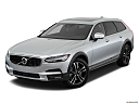 2018 Volvo V90 Cross Country T5, front angle view.