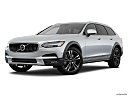 2018 Volvo V90 Cross Country T5, front angle medium view.