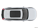 2018 Volvo V90 Cross Country T5, overhead.