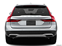 2018 Volvo V90 Cross Country T5, low/wide rear.