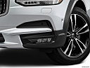 2018 Volvo V90 Cross Country T5, driver's side fog lamp.