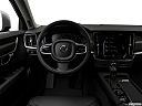 2018 Volvo V90 Cross Country T5, steering wheel/center console.