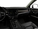 2018 Volvo V90 Cross Country T5, center console/passenger side.